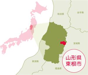 山形県東根市