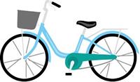 レンタサイクルイメージ